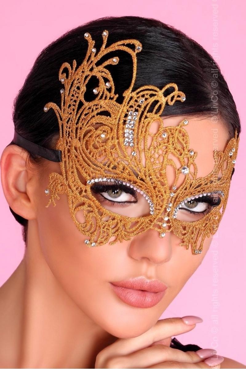 Маска Маска Mask Golden