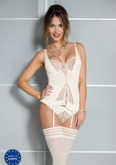 Корсаж Connie corset cream (Casmir)