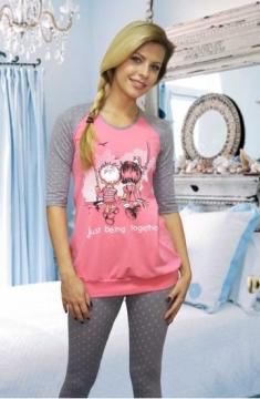 Пижама - кофта с леггинсами. Распродажа 52 российский