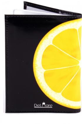 Обложка для авто документов из натуральной кожи
